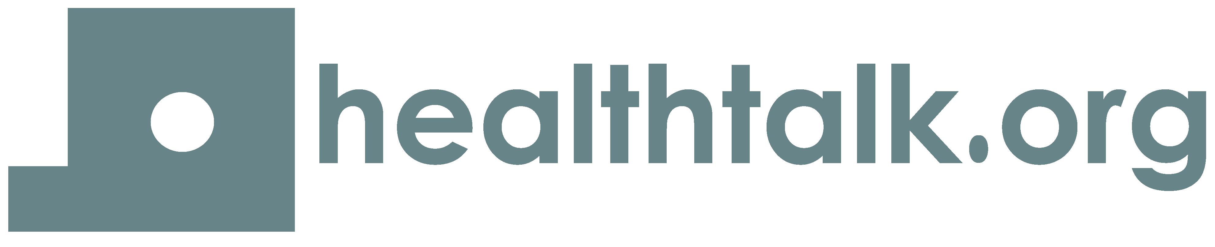 Healthtalk.org logo