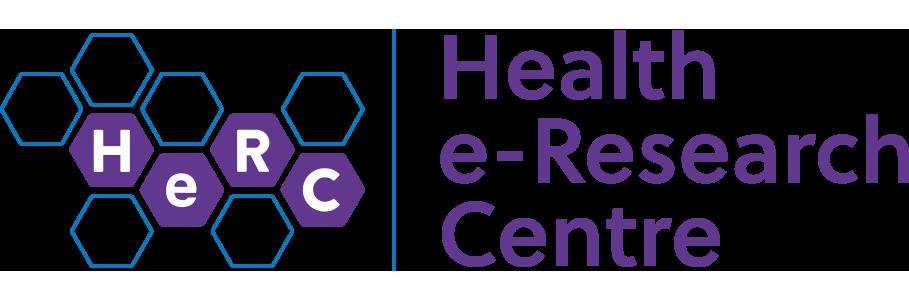 Health e-Research Centre logo