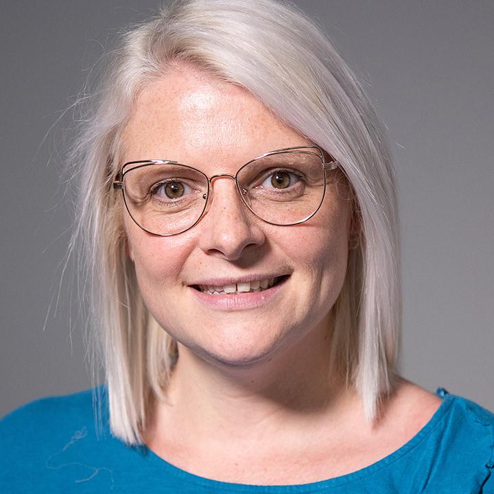 Charlotte Carolan, National CFHealthHub Quality Improvement Programme Manager