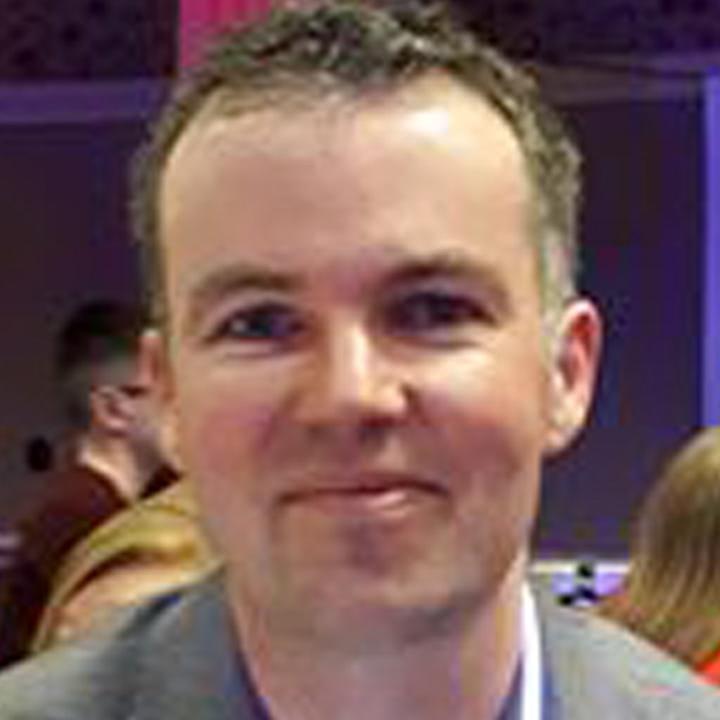 Matt Machin, Co-Lead of the Digital Health Software Team