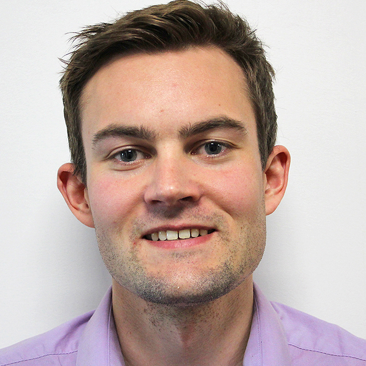 Jamie Hall, University of Sheffield Research Assistant