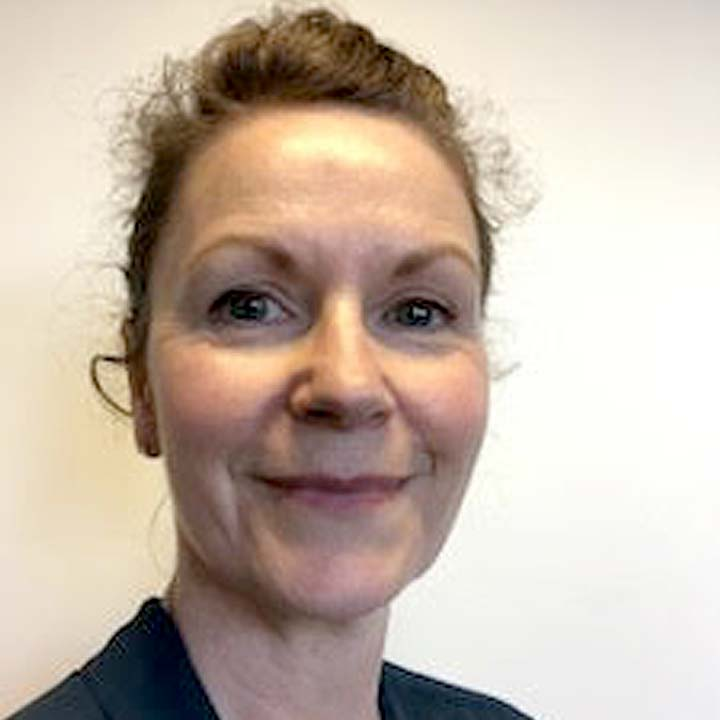 Ailsa Milne, Specialist Dietician for CF