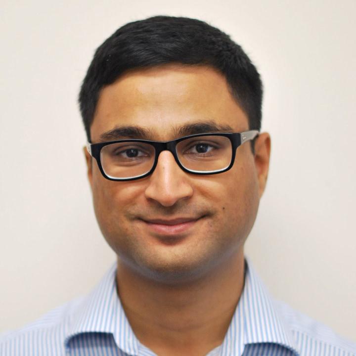 Annant Damani, Cystic Firbrosis Pharmacist
