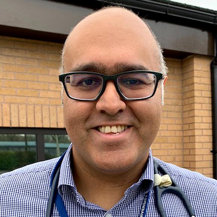 Chandra Ohri, Consultant Respiratory Physician