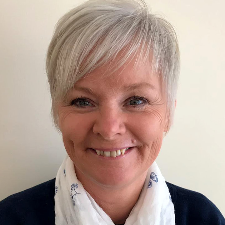 Claire Oliver, Senior Cystic Fibrosis Social Worker