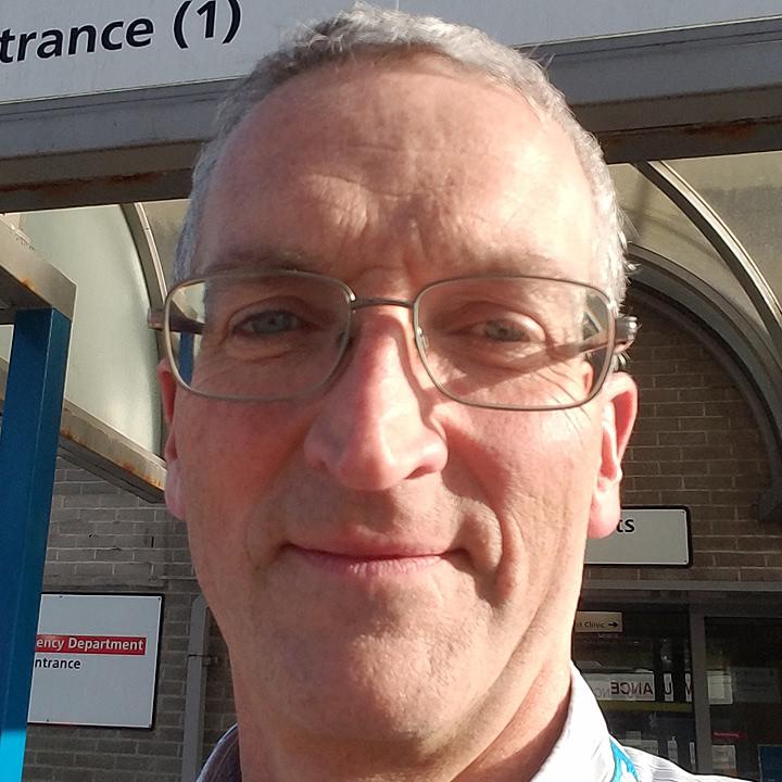 David Derry, Respiratory Physician