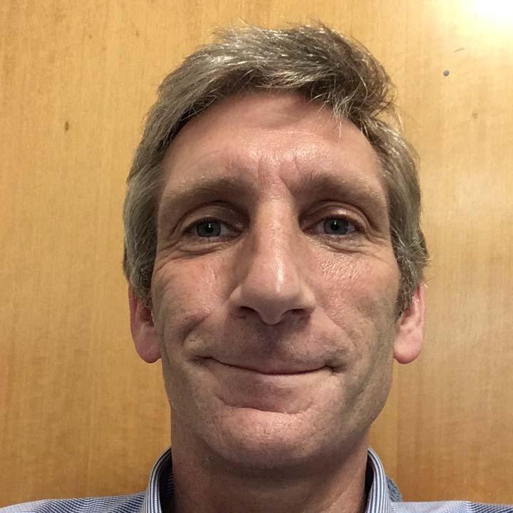 David Waine, Adult CF Physician